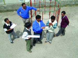 Contractors meeting